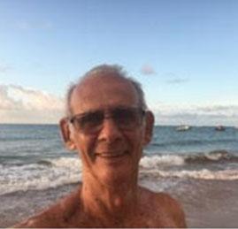 Guilherme Silva, 72 anos, Goiânia.